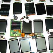 Destruction of LCD